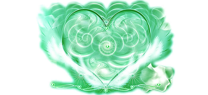 Emerald Heart of Hart van Smaragd?