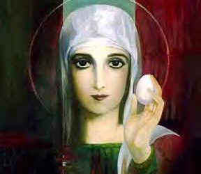 About Mary Magdalene and the Easter Eggs