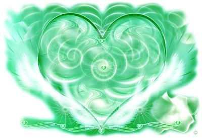 The Emerald Heart Light